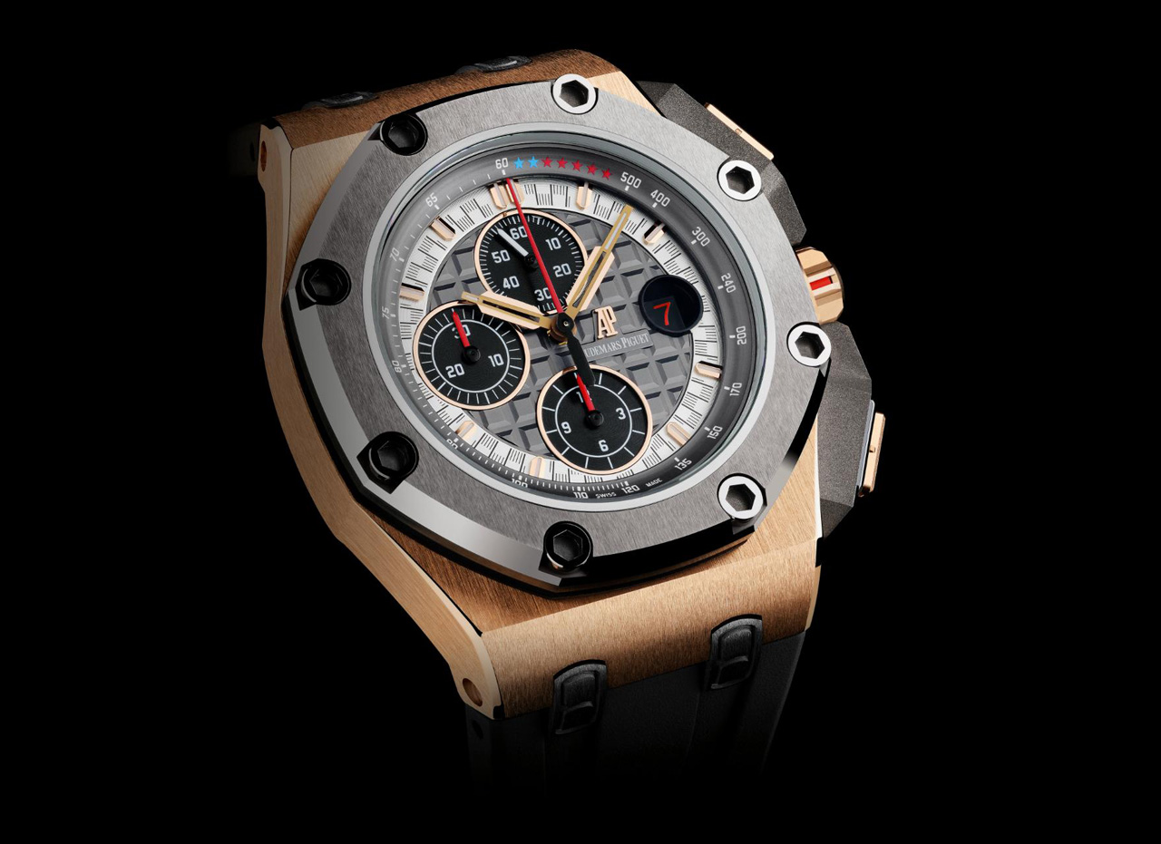 Royal Oak Offshore Michael Schumacher Gold