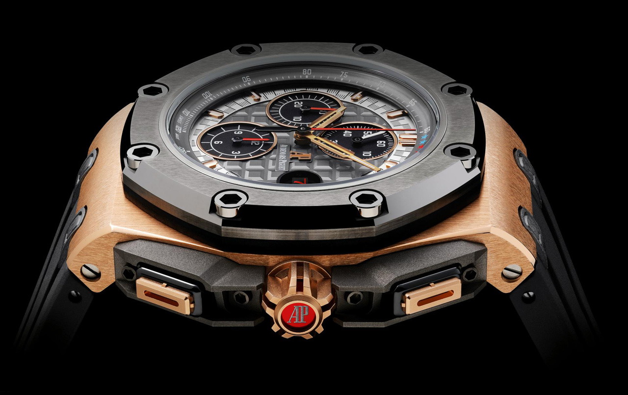 Royal Oak Offshore Michael Schumacher Gold 2