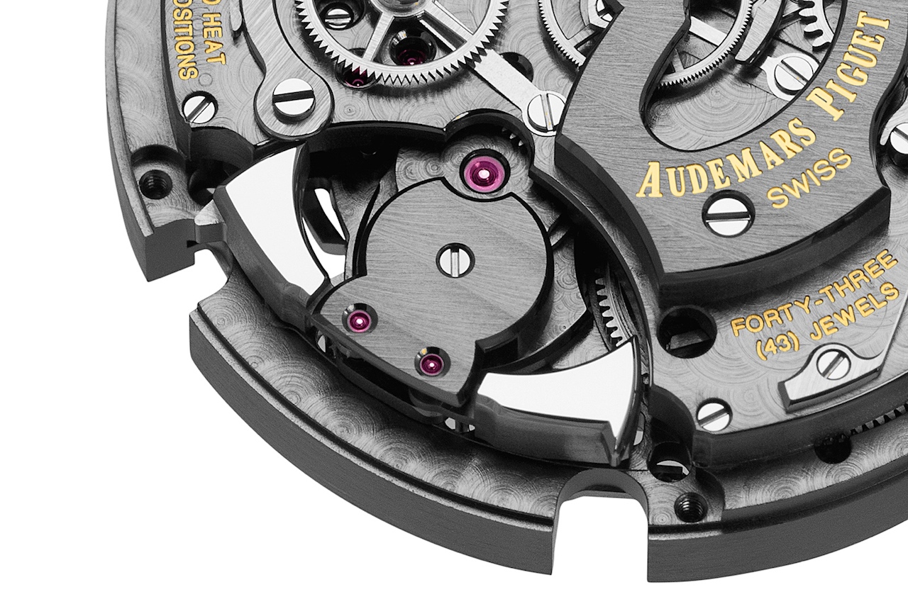 Audemars Piguet Royal Oak Concept Supersonería - martillos
