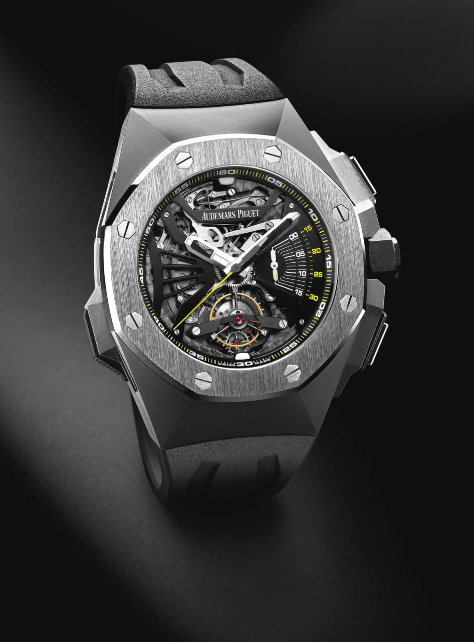 Audemars Piguet Royal Oak Concept Supersonería - front