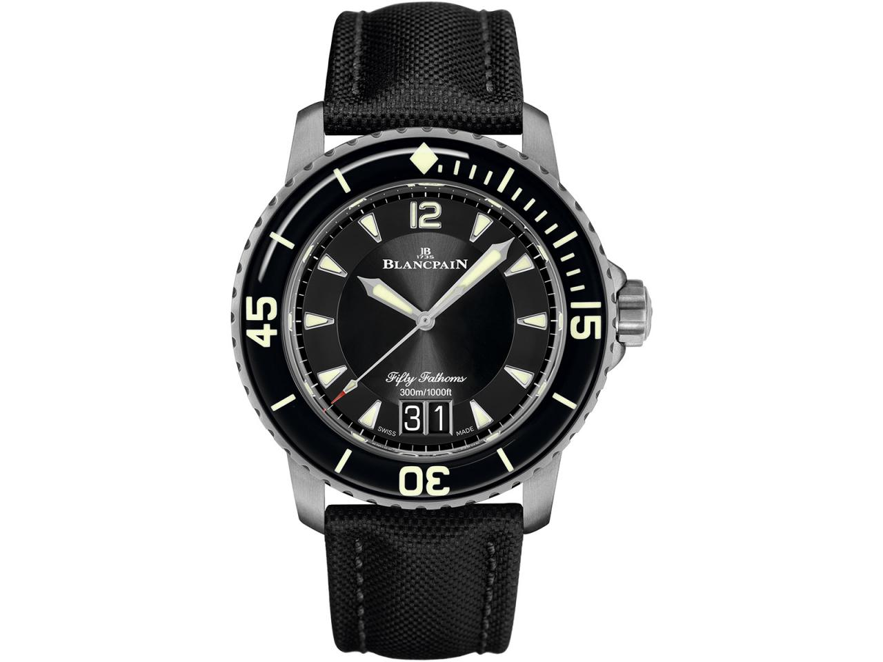Blancpain Fifty Fathoms Grande Date