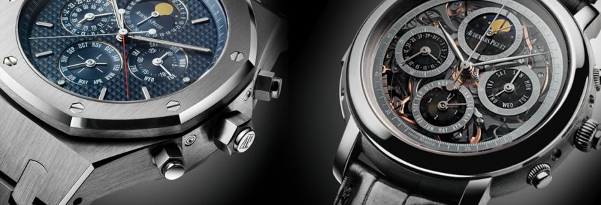 pre-SIHH 2013 – Audemars Piguet Royal Oak Offshore Grande Complication Replica en DE