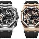 Audemars Piguet Royal Oak Offshore Tourbillon Chronograph 25º aniversario Réplica perfecta