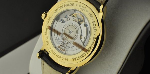 men's watch under 50 how to buy Raymond Weil Maestro –  Solid 18K Yellow Gold