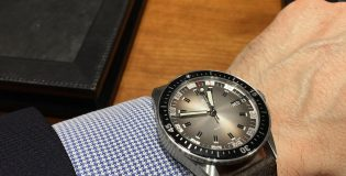 Replica de India Blancpain en Baselworld 2018 (2ª parte): los Fifty Fathoms
