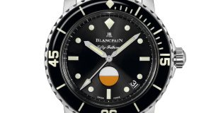 Replica hecha en Suiza Blancpain Tribute to Fifty Fathoms MIL-SPEC para el ONLY WATCH 2017